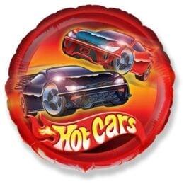 Μπαλόνι Αυτοκίνητα Hot Cars