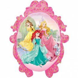 Μπαλόνι Πριγκίπισσες Disney Κάστρο 2 όψεων