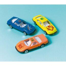 Παιχνίδια μινιατούρες Αυτοκίνητα (12 τεμ)