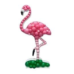 Πλαίσιο μπαλονιών Φλαμίνγκο