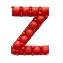 Πλαίσιο μπαλονιών Γράμμα Z