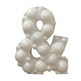 Πλαίσιο μπαλονιών Σύμβολο &
