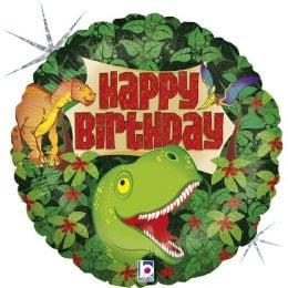 Μπαλόνι Dinosaur Birthday