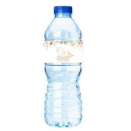 Ετικέτες για μπουκάλια νερού Κύκνος