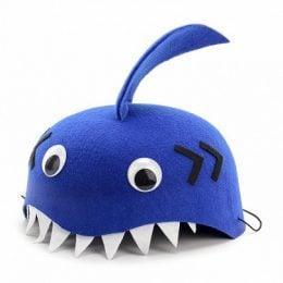 Καπέλο μπλε Καρχαριάκι