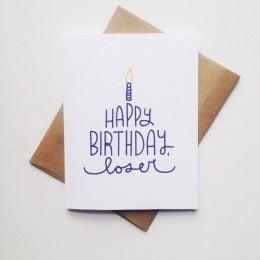 Κάρτες για γενέθλια