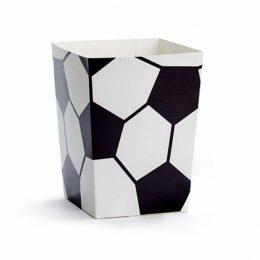 Κουτί Ποπκορν Ποδόσφαιρο (6 τεμ)