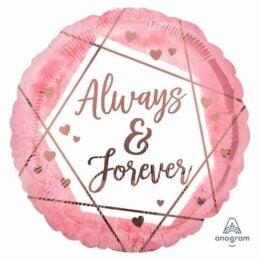 Μπαλόνι Always & Forever