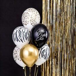 """12"""" Μπαλόνι τυπωμένο Leopard Spots"""