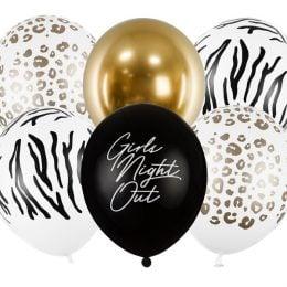 Σετ μπαλόνια Girls Night Out (6 τεμ)