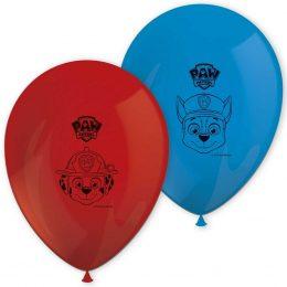 Σετ μπαλόνια Paw Patrol (8 τεμ)