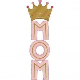 """Τεράστιο Μπαλόνι για τη μαμά """"Mom Crown"""""""