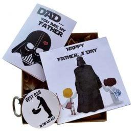 """Δώρο για μπαμπά """"Star Wars"""""""