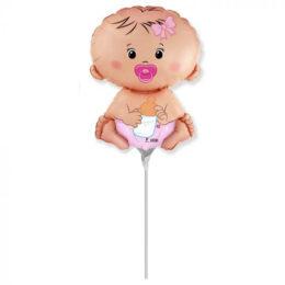 Mini Shape μπαλόνι Μπέμπα