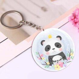Μπρελόκ Βάπτισης με όνομα Panda