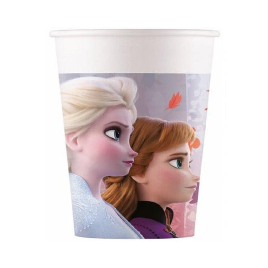 Ποτήρια χάρτινα Frozen 2 (8 τεμ)