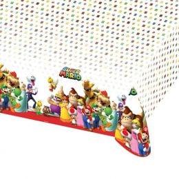 Τραπεζομάντηλο Super Mario
