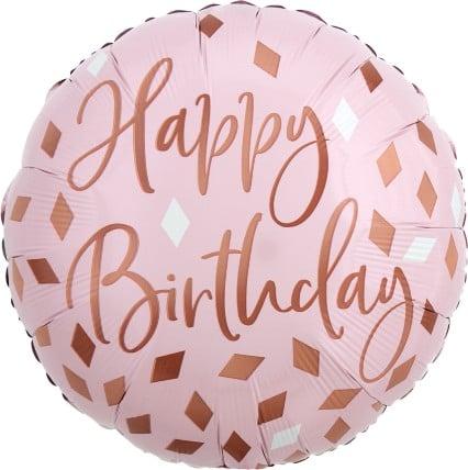 Μπαλόνι Birthday Blush