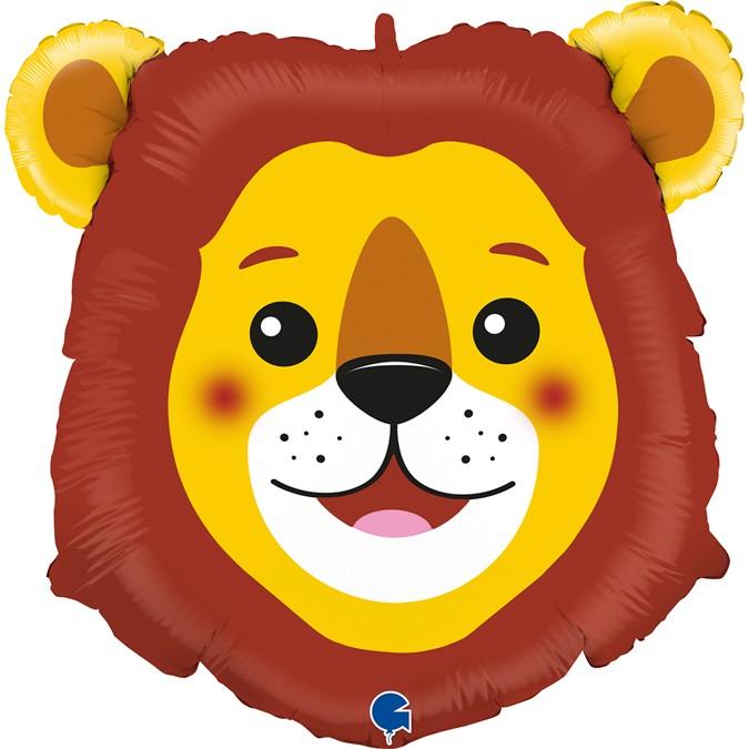 Μπαλόνι κεφάλι Λιονταριού