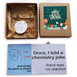 Δώρο για καθηγητή Χημείας