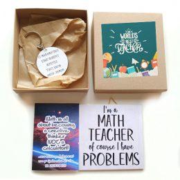 Δώρο για καθηγητή Μαθηματικών