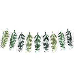 Γιρλάντα με Τροπικά Φύλλα