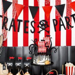 Γιρλάντα Pirates Party