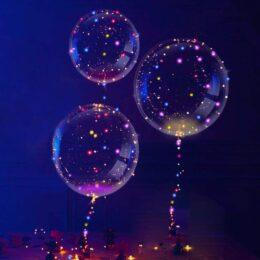 Μπαλόνια Led