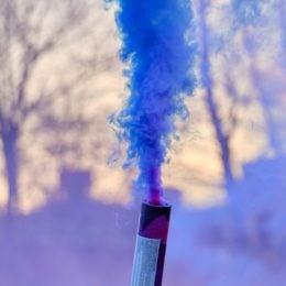 Μπλε Καπνογόνο