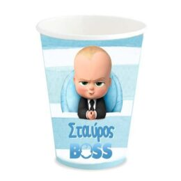 Ποτήρια Baby Boss