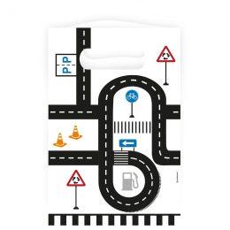 Σακουλάκια για δωράκια On the Road (8 τεμ)