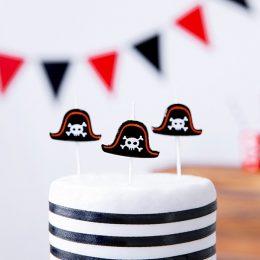 Κεράκια τούρτας Πειρατές