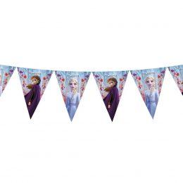 Τριγωνικά Σημαιάκια Frozen II