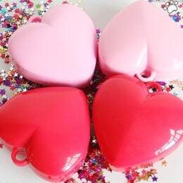 Βαράκι για μπαλόνια Κόκκινη Καρδιά
