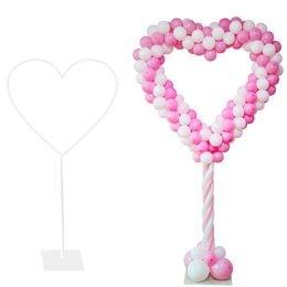 Βάση για μπαλόνια Καρδιά