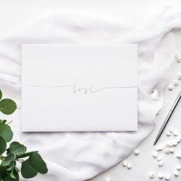 Λευκό Βιβλίο Ευχών Love