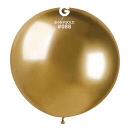 "31"" Shiny Χρυσό Μπαλόνι"