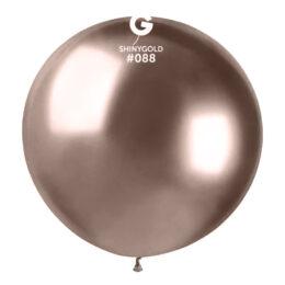 "31"" Shiny Rosegold Μπαλόνι"