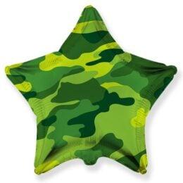 Μπαλόνι Αστέρι Στρατιωτικό - Παραλλαγή