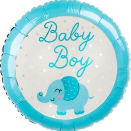 Μπαλόνι ελεφαντάκι Baby Boy