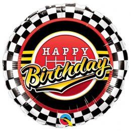 Μπαλόνι Happy Birthday ράλλυ