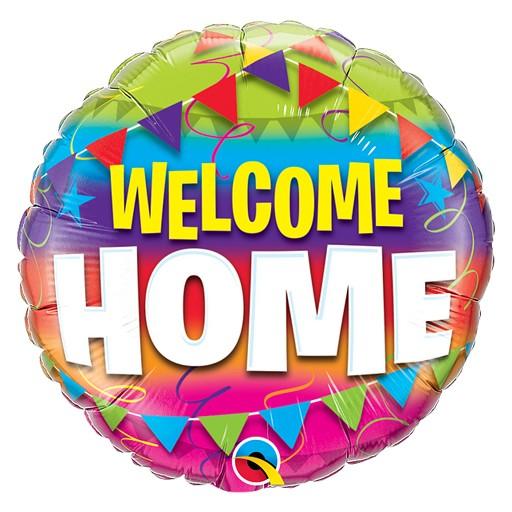 """Μπαλόνι Καλωσορίσματος """"Welcome Home"""""""