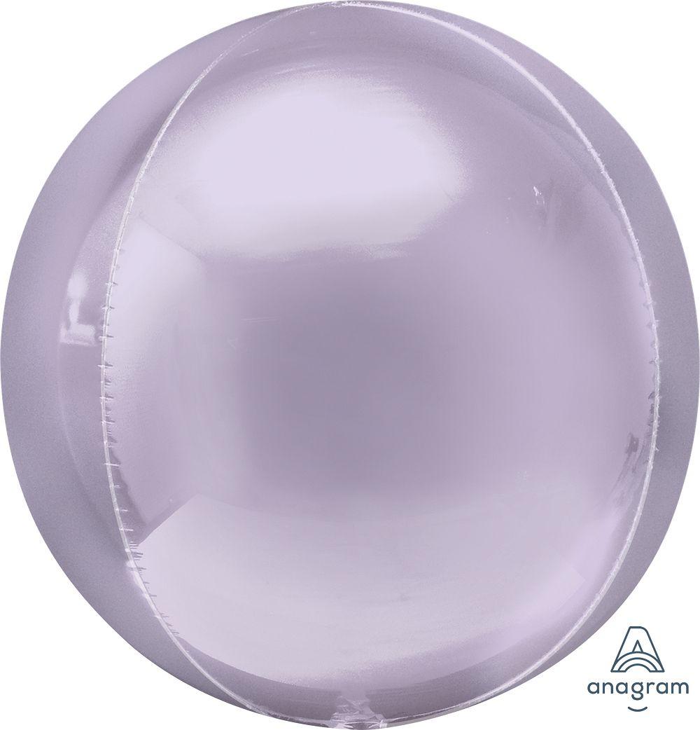 Μπαλόνι Λιλά τρισδιάστατη σφαίρα ORBZ