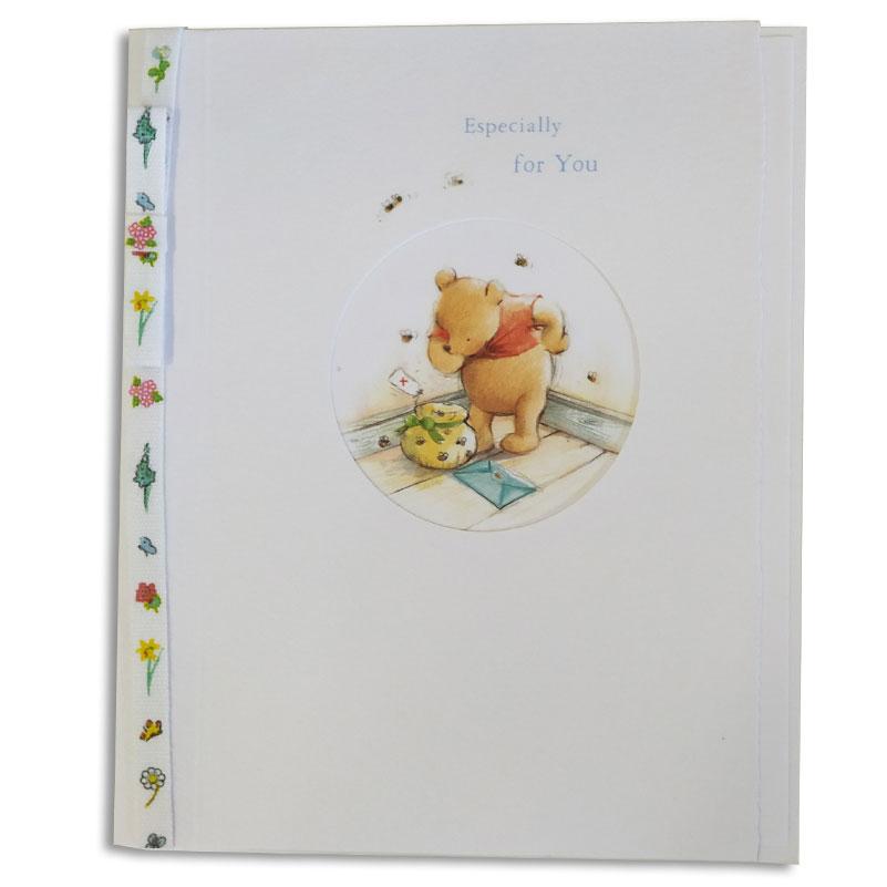 Ευχετήρια Κάρτα Winnie For you