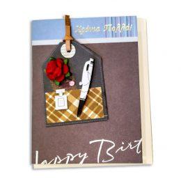 Ευχετήριο Καρτάκι Πένα με φακελάκι