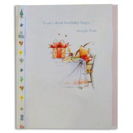 Ευχετήρια Κάρτα Winnie Birthday Hugs