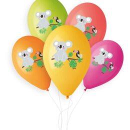 Κοάλα μπαλόνι τυπωμένο