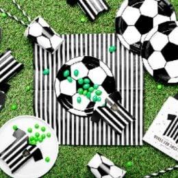 Κουτάκι Ποδοσφαιρικό μπλουζάκι (6 τεμ)