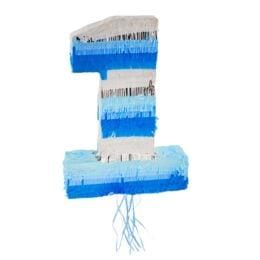 Πινιάτα Αριθμός 1 Μπλε