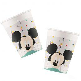 Ποτήρια Mickey Awesome (8 τεμ)